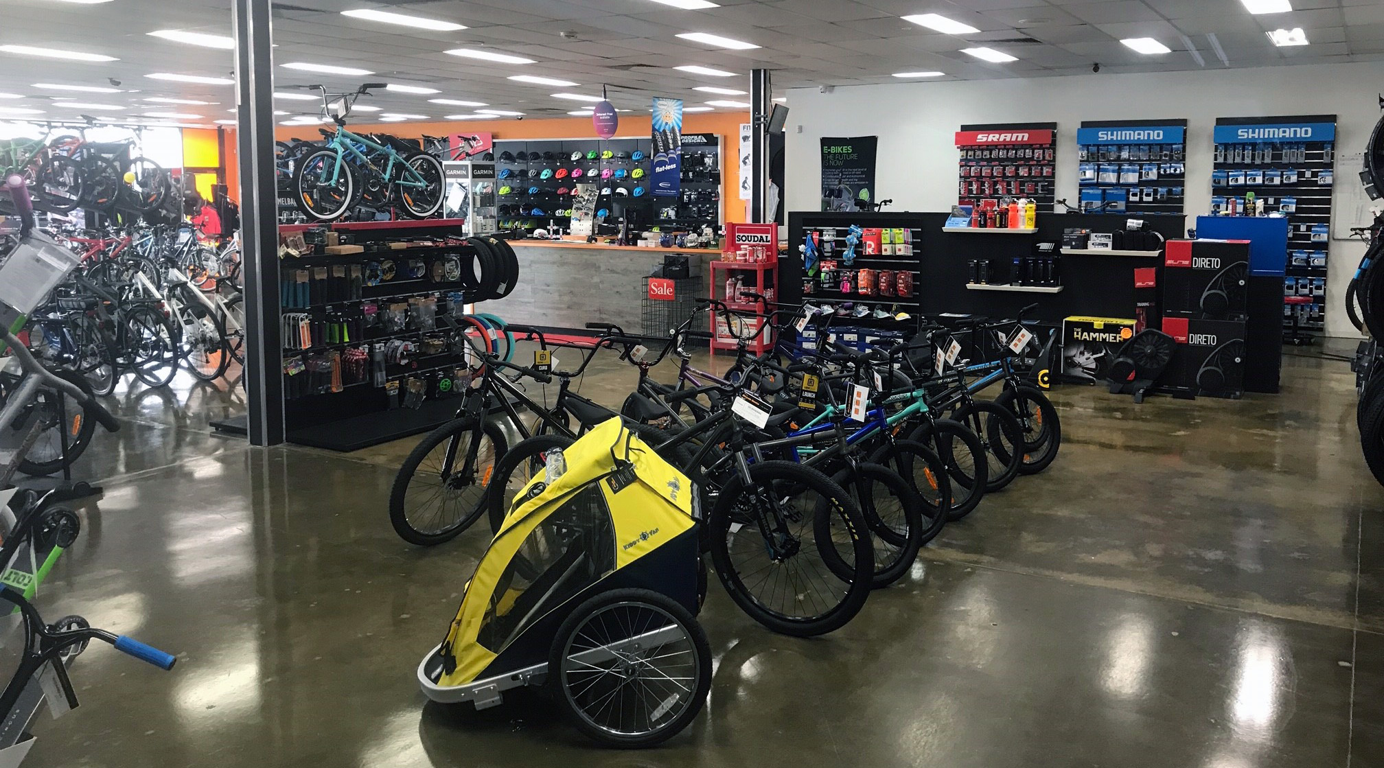 Bicycle Centre | Bicycle Centre Belmont
